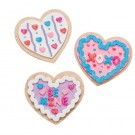 Valentine Cookie Magnet Craft Kit