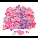 Valentine Foam Heart Stickers