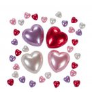 Pearl Heart Stickers
