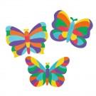Mosaic Butterfly Sand Art