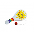 Color Your Own Paddle Balls