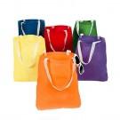Medium Bright Canvas Tote Bags