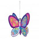 DIY 3D Butterfly Ornaments