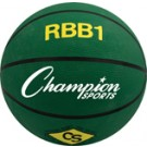 Rubber Basketballs - Official Size