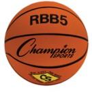 Rubber Basketballs - Mini