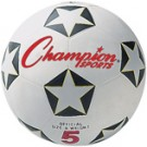 Rubber Soccer Ball- Size 3