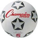Rubber Soccer Ball- Size 4