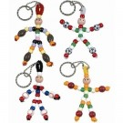 Sports People Key-Chains