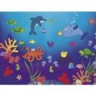 Under the Sea Sticker Scene