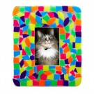Sticky Mosaic Picture Frames