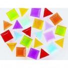 Translucent Mosaic Shapes
