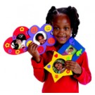 Fun Photo Frames And Stickers