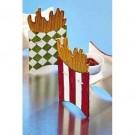 DIY French Fries Ketchup Holder
