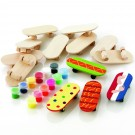 Mini Wooden Skateboards