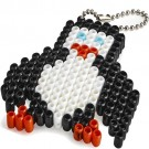 Super Beads Penguin Key-Chains