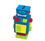 DIY Ceramic Robot Banks