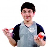 Disposable Plastic Aprons - Child