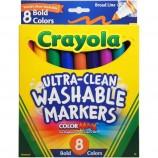 Crayola Washable Bold Markers
