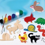 Animal Wood Shapes Group Pack