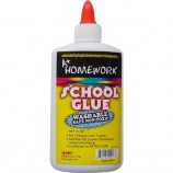 School Glue - 8 Oz.