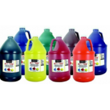 Sargent Art Tempera Paint Gallons - 4 Pack - A