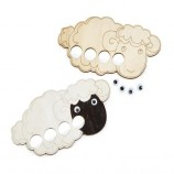 Sheep Finger Puppets