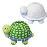 DIY Ceramic Turtle Banks
